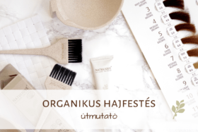 Mit takar az organikus hajfesték?